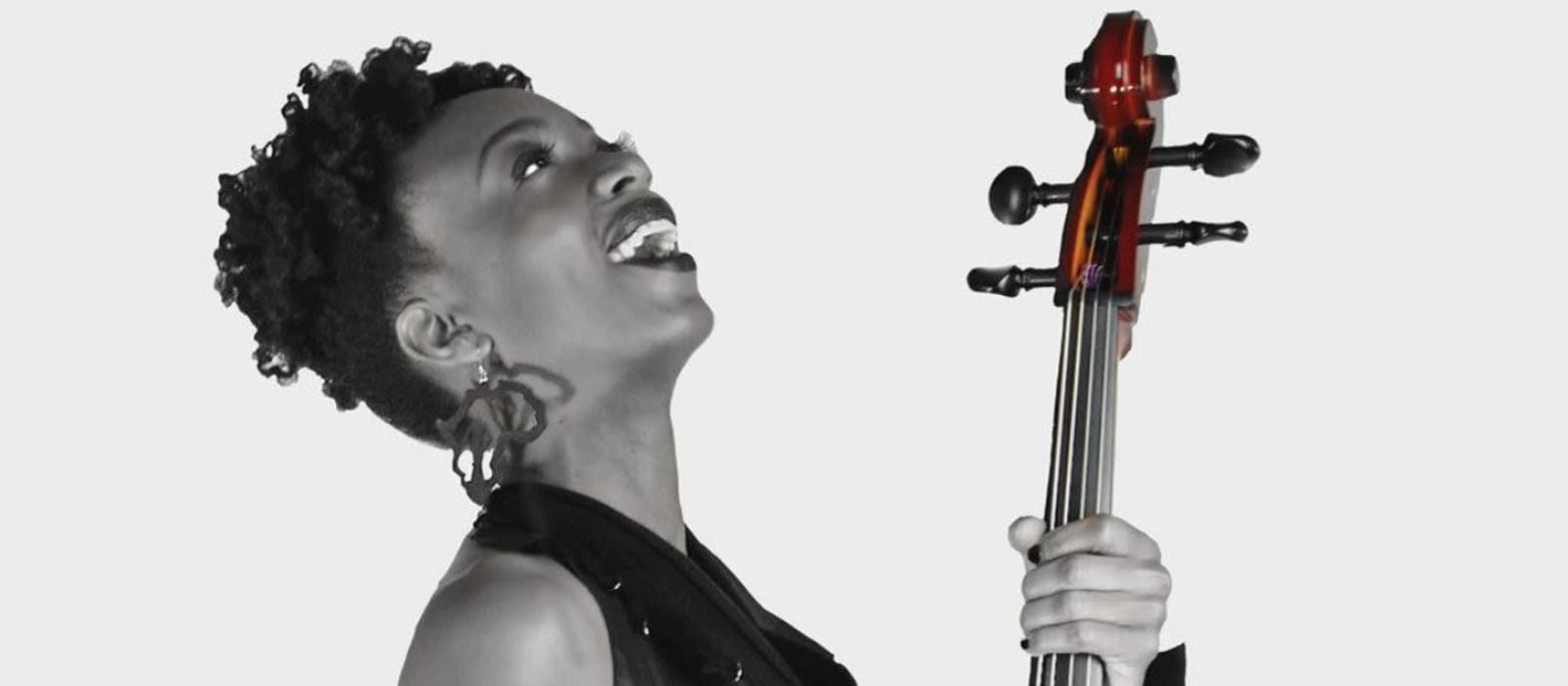 Ayanna Witter-Johnson portrait with cello